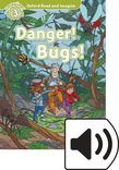 Oxford Read And Imagine Level 2 Danger! Bugs! Audio Pack