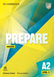 Prepare Second edition Level3 Workbook with Audio Download