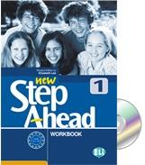 New Step Ahead 1 Work Book + Audio Cd