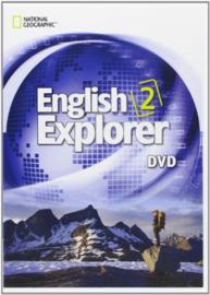 English Explorer 2 Dvd (x1)