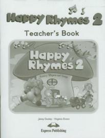 Happy Rhymes 2 Teacher's Book (international)