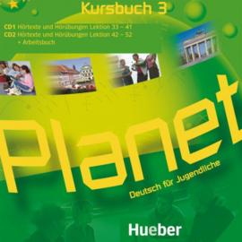 Planet 3 2 Audio-CDs bij het Studentenboek