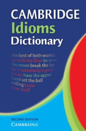 Cambridge Idioms Dictionary Second edition Hardback