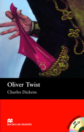 Oliver Twist  Reader with Audio CD