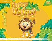 Super Safari British English Level2 Teacher's Book