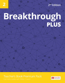 Breakthrough Plus 2nd Edition Level 2 Teacher's Book Pack