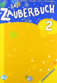 Das Zauberbuch 2  Teacher's Guide + Audio Cd