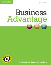 Business Advantage UpperIntermediate Teacher's Book