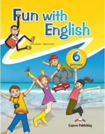 Fun With English 6 Primary Student's Book International