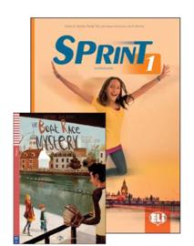 Sprint 1 - Sb + Downloadable Student's Digital Book