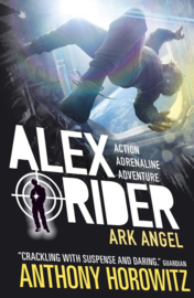 Ark Angel 15th Anniversary Edition (Anthony Horowitz)