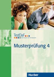TestDaF Musterprüfung 4 Heft met Audio-CD