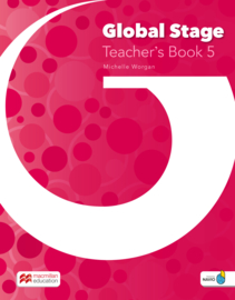 Global Stage Level 5 Teacher's Book with Navio App
