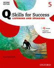 Q Skills For Success Level 5 Listening & Speaking Student Book With Iq Online