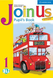 Join Us for English Level1 Pupil's Book