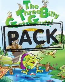 The Three Billy Goats Gruff Teacher's Pack Set With Multirom Pal