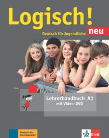 Logisch! neu A1 Lerarenboek met Video-DVD
