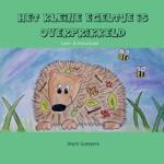 Het kleine egeltje is overprikkeld (Marit Goessens) (Paperback / softback)