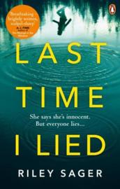 Last Time I Lied (Riley Sager)