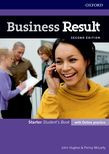 Business Result Starter Student's Book With Online Practice