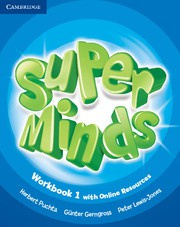 Super Minds Level1 Workbook with Online Resources
