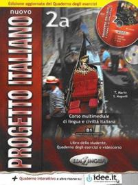 Nuovo Progetto italiano 2A (Split Version) SB + WB + DVD + Audio CD 1