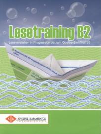 Lesetraining B2 Übungsbuch