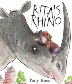 Rita's Rhino (Tony Ross) Paperback / softback