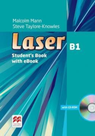 Laser 3rd edition Laser B1 Student's Book + eBook Pack
