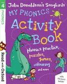 Stage 4: Julia Donaldson's Songbirds: My Phonics Activity Book