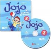 Jojo 3 Class Digital Book - DVD