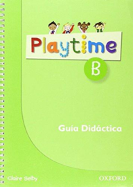 Playtime B Spanish Teacher's Book
