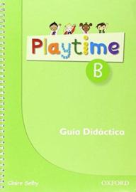 Playtime B Spanish Teacher's Book