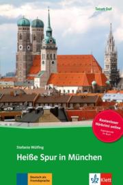 Heiße Spur in München Buch + Online-Angebot