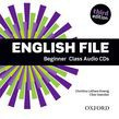 English File Beginner Class Audio Cds
