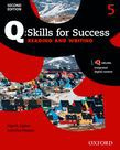 Q Skills For Success Level 5 Reading & Writing Student Book With Iq Online