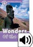 Oxford Read And Discover Level 4 Wonders Of The Past Audio Pack