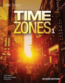 Time Zones 2e Level 1 Student Book With Online Workbook