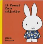 It feest fan Nijntje (Dick Bruna) (Paperback / softback)