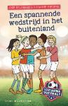 Een spannende wedstrijd in het buitenland (Vivianne Miedema)