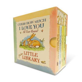 Guess How Much I Love You Little Library (Sam McBratney)