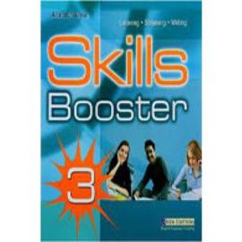 Skills Booster 3 Pre-intermediate Audio Cd (1x) teen