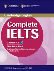 Complete IELTS Bands5-6.5B2 Teacher's Book