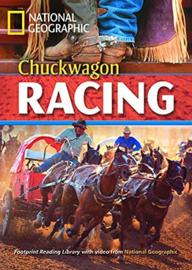 Footprint Reading Library 1900: Chuckwagon Racing Book With Multi-rom (x1)