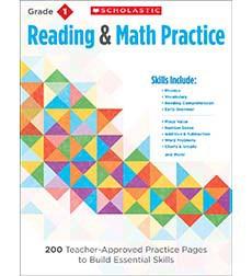 Reading  Math Practice: Grade 1