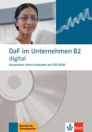 DaF im Unternehmen B2 digital DVD-ROM