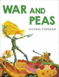 War And Peas (Michael Foreman) Paperback / softback