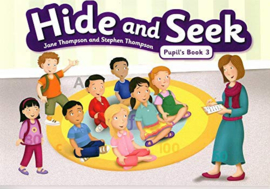 Hide And Seek Level 3 Pupil's Book