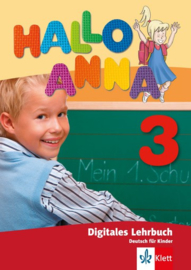 Hallo Anna 3 Lehrbuch digital