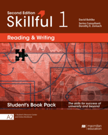 Skillful Second Edition Level 1 Premium Student's Book Pack